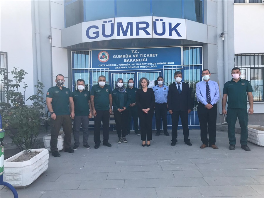 Bölge Müdürümüz Havva EKSİLMEZ Aksaray, Niğde ve Ürgüp'te Çalışma Ziyareti Gerçekleştirdi.