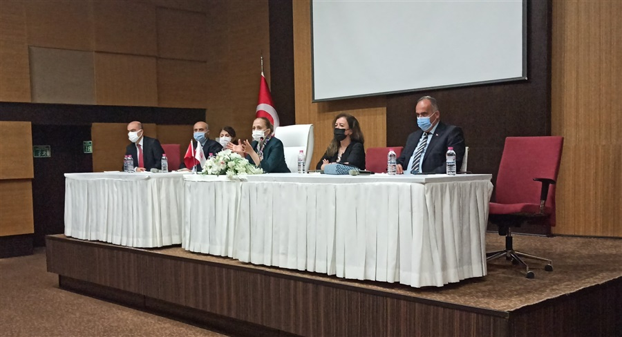 Bölge Müdürlüğümüz Genel Değerlendirme Toplantısı Yapıldı.